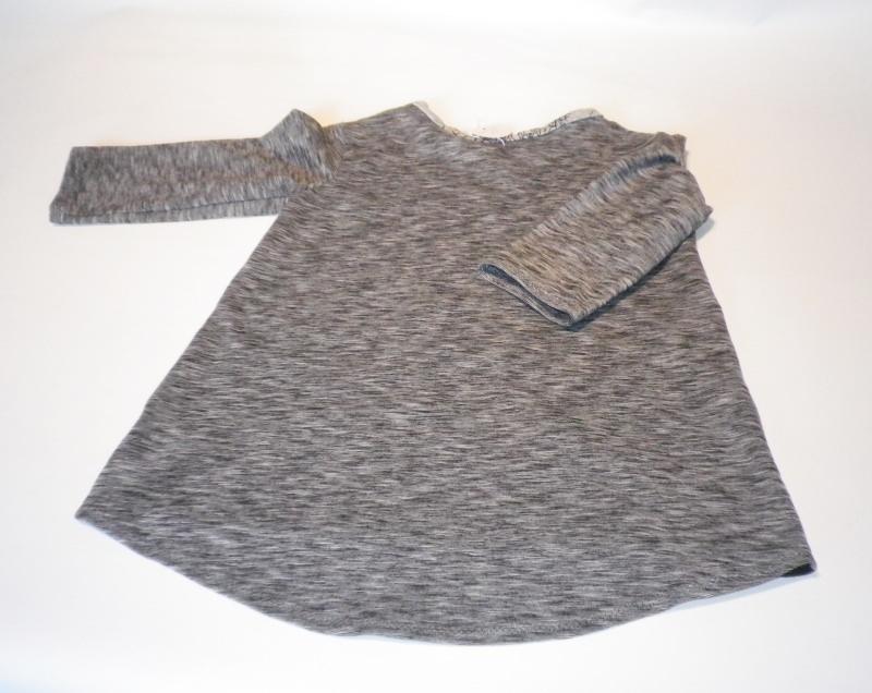 Kleinesbild - Langarmshirt, Tunika für kleine Fräuleins Gr.104