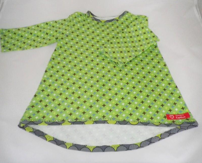 - Langarmshirt, Tunika für kleine Fräuleins Gr.98 - Langarmshirt, Tunika für kleine Fräuleins Gr.98