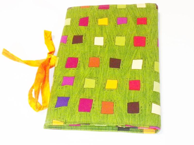Kleinesbild - Tagebuch, Notizbuch, Kochbuch, genäht, handgemacht, mit Bleistift o. Löffel