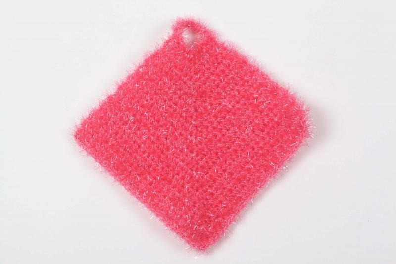 Kleinesbild - Putzlappen, Spüllappen in vielen Farben; Nachhaltig da waschbar bei 60 Grad; Schwamm, Schwammtuch