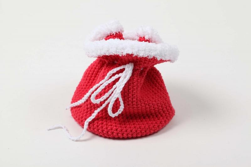 - Säckchen für den Nikolaus; Nikolaussäckchen Geschenkbeutelchen auch für Weihnachten - Säckchen für den Nikolaus; Nikolaussäckchen Geschenkbeutelchen auch für Weihnachten