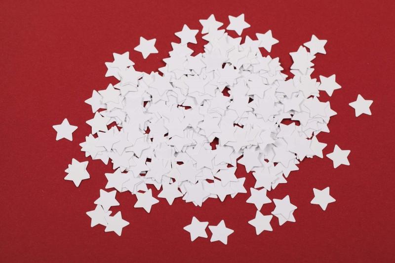 - 3000 mini Sterne als Streudeko, Tischdeko zu Weihnachten, Konfetti, Stanzteile zur Kartengestaltung... - 3000 mini Sterne als Streudeko, Tischdeko zu Weihnachten, Konfetti, Stanzteile zur Kartengestaltung...