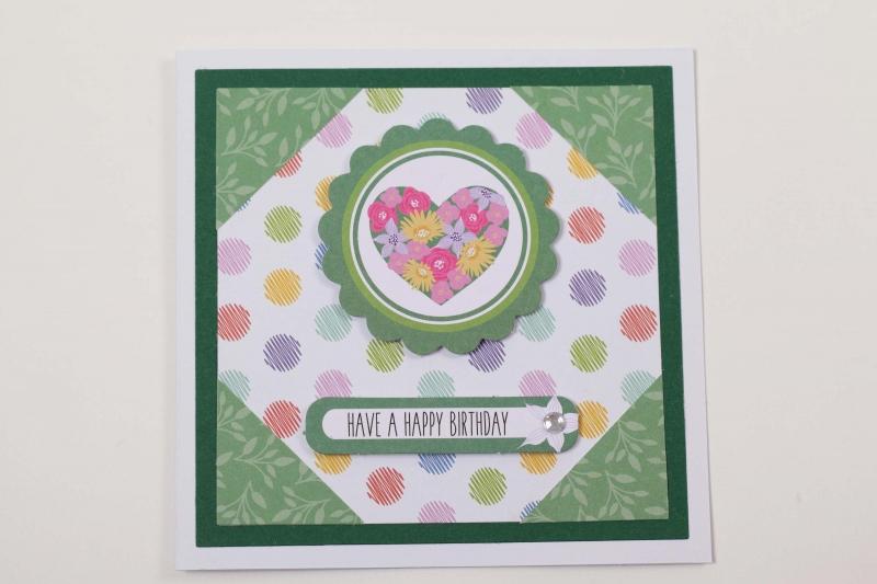 - Grußkarte 3D in Handarbeit hergestellt Geburtstagskarte mit Herz Klappkarte Glückwunschkarte - Grußkarte 3D in Handarbeit hergestellt Geburtstagskarte mit Herz Klappkarte Glückwunschkarte