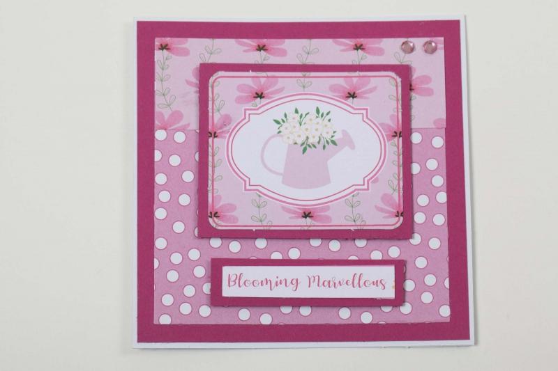 - Grußkarte 3D Karte in Handarbeit hergestellt Blumenkarte Glückwunschkarte, Klappkarte - Grußkarte 3D Karte in Handarbeit hergestellt Blumenkarte Glückwunschkarte, Klappkarte
