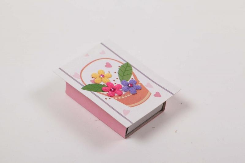 - kleine Geschenkverpackung für kleine Kostbarkeiten oder Geld - Streichholzschachtel - kleine Geschenkverpackung für kleine Kostbarkeiten oder Geld - Streichholzschachtel