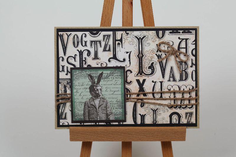 - Außergewöhnliche Grußkarte in Handarbeit hergestellt für viele Anlässe - Außergewöhnliche Grußkarte in Handarbeit hergestellt für viele Anlässe
