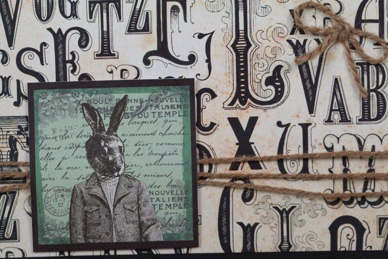 Kleinesbild - Außergewöhnliche Grußkarte in Handarbeit hergestellt für viele Anlässe