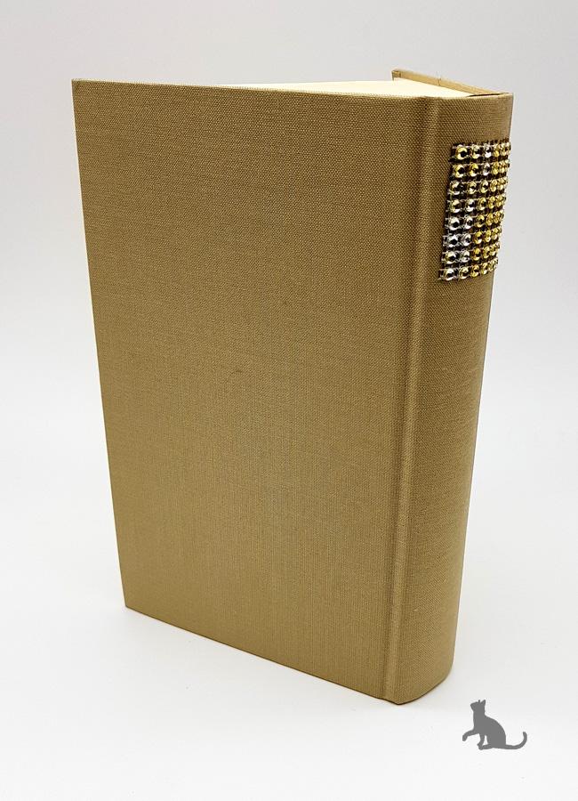 Kleinesbild - Gefaltetes Buch mit Tiermotiv ☆ Pferd☆ handgefertigt mit festem Einband kaufen