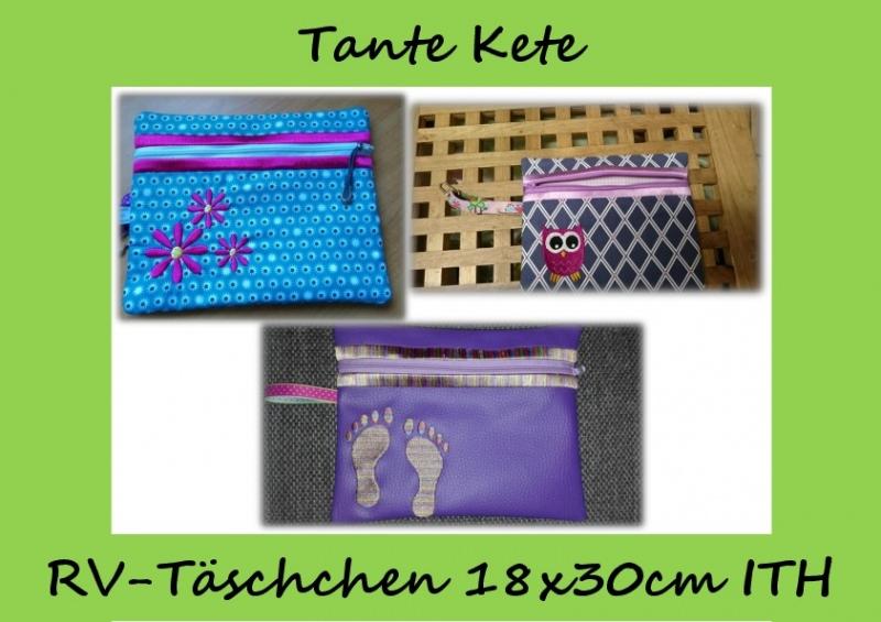 - RV-Täschchen ITH 13x18cm SET - RV-Täschchen ITH 13x18cm SET