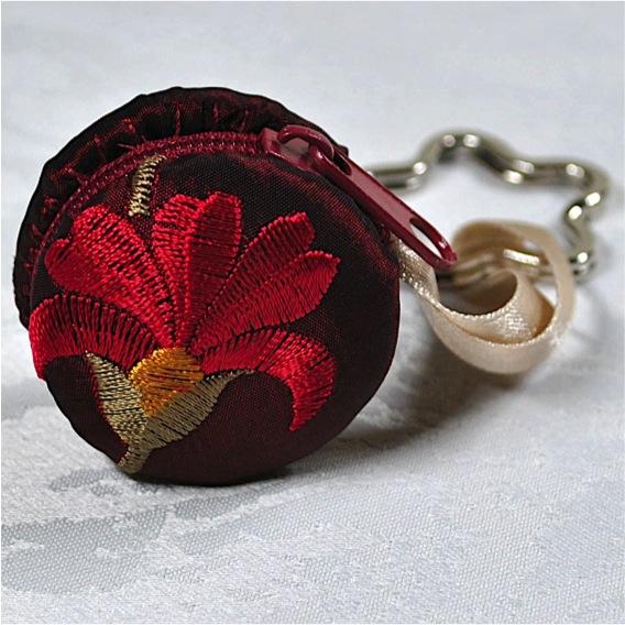 Kleinesbild - Macaron-Schlüsselanhänger,Geschenk Valentinstag
