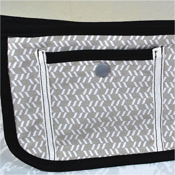 Kleinesbild - Kleine,praktische  Herrentasche ,Kulturtasche,Kulturbeutel für Herren