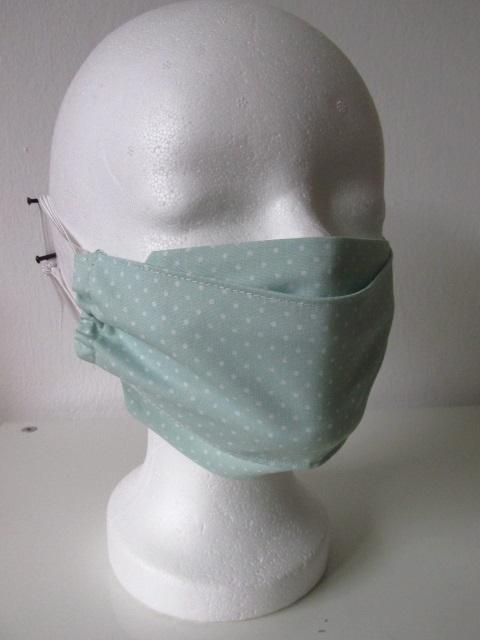 -  Mund - und Nasenmaske - wiederverwendbar - waschbar - mintfarben - grün - Alltagsmaske - Gesichtsmaske - zero waste - umweltfreundlich -  Mund - und Nasenmaske - wiederverwendbar - waschbar - mintfarben - grün - Alltagsmaske - Gesichtsmaske - zero waste - umweltfreundlich