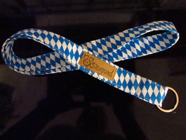 - Schlüsselband lang - bayrisch - sauguad - Schlüsselanhänger  - Schlüsselband lang - bayrisch - sauguad - Schlüsselanhänger