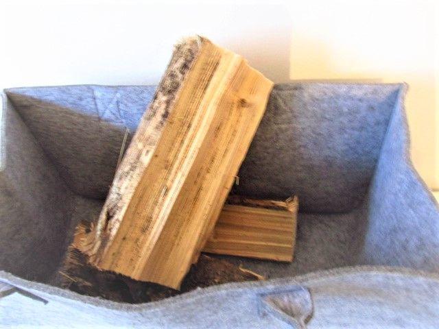 Kleinesbild - Filztasche - Badetasche - Muttertag - Moin - Maritim -Tasche aus Filz - Kaminholzkorb  - Kaminholztasche - Zeitungskorb - Projekttasche - Projektkorb - Transporttasche