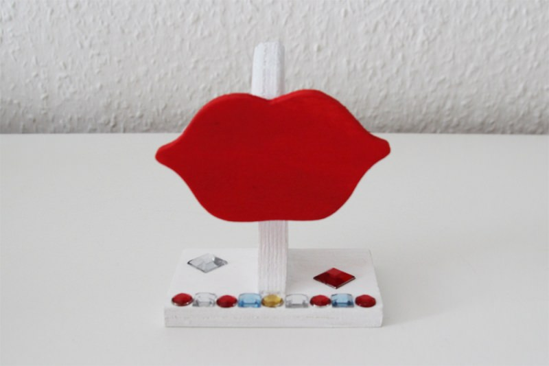 Kleinesbild -  ☀ Brillenhalter Mund