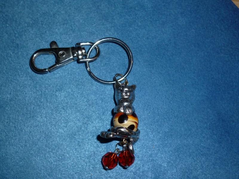 - Handgefertigter Schlüsselanhänger/Taschenbaumler * Tiger * - Geschenk für Jungen -  - Handgefertigter Schlüsselanhänger/Taschenbaumler * Tiger * - Geschenk für Jungen -