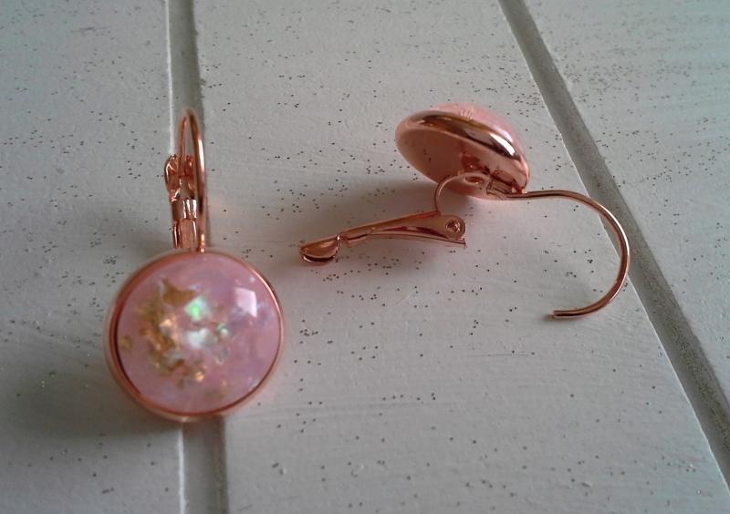 Kleinesbild - Ohrringe ♥ rose ♥,  ☀ verschiedene Motive ☀