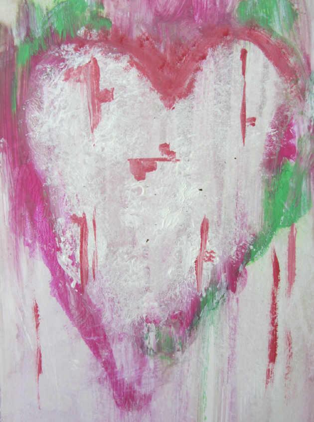 - Handgemaltes Acrylbild mit dem Titel Weinendes Herz ♡ gemalt mit Acrylfarben und Aquarellfarben auf Pappe direkt von der Künstlerin kaufen - Handgemaltes Acrylbild mit dem Titel Weinendes Herz ♡ gemalt mit Acrylfarben und Aquarellfarben auf Pappe direkt von der Künstlerin kaufen