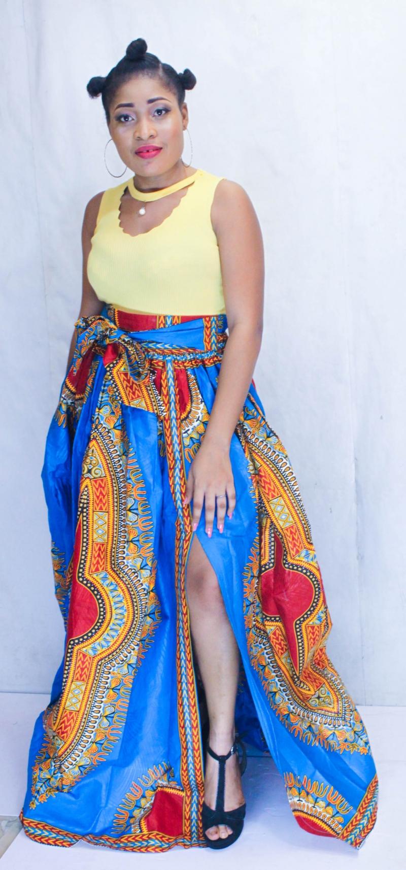 Afrikanische Damen