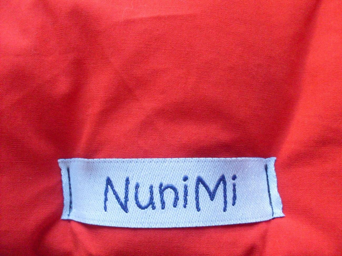 Kleinesbild - 6-teiliges Nestchen NuniMi, auch als Stuhlkissen verwendbar
