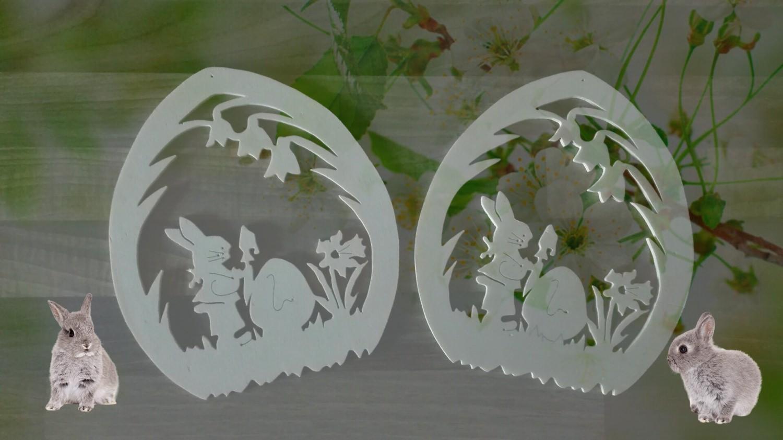 - Dekoratives Fensterbild - Dekoratives Fensterbild