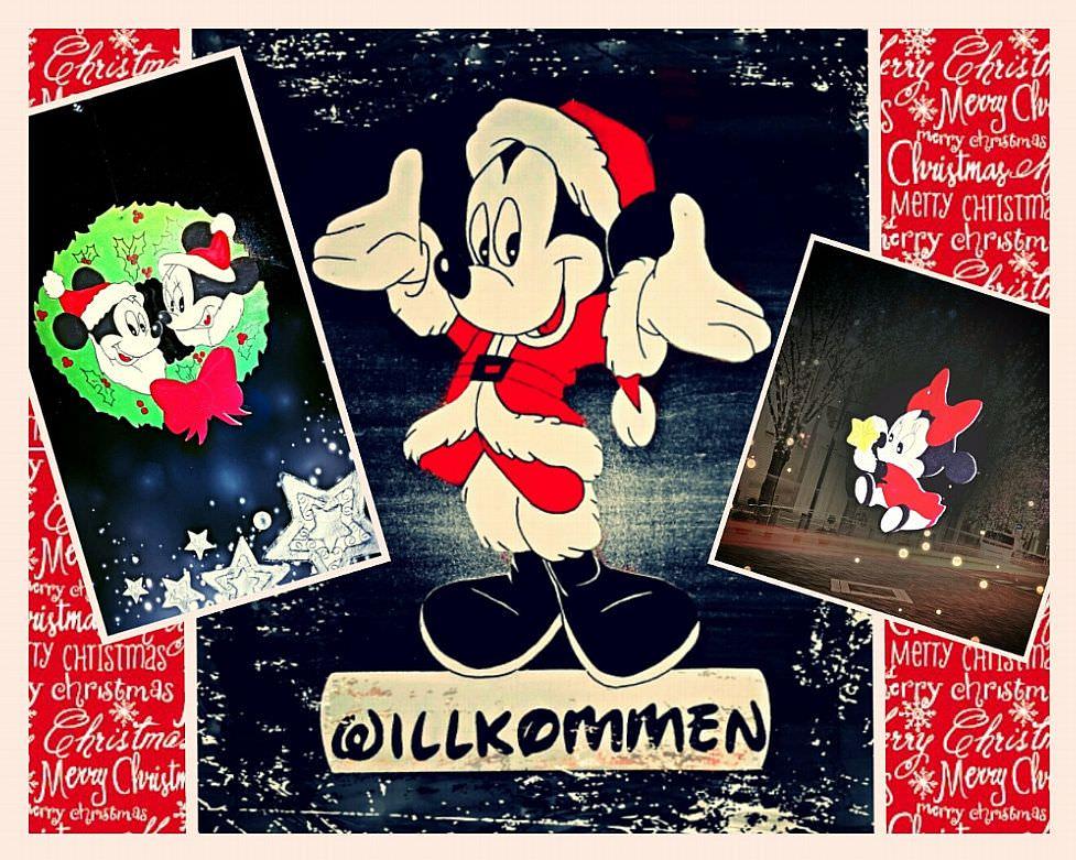 Kleinesbild -    Türschild Mickey Mouse