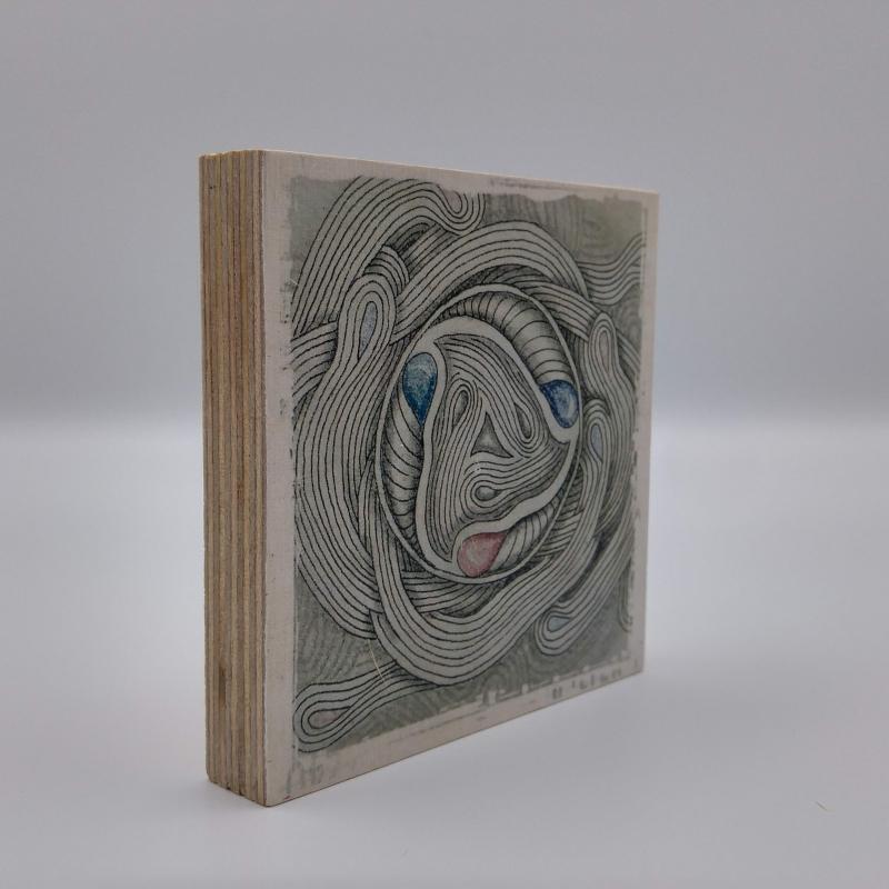 Kleinesbild - ZIA - auf Holz