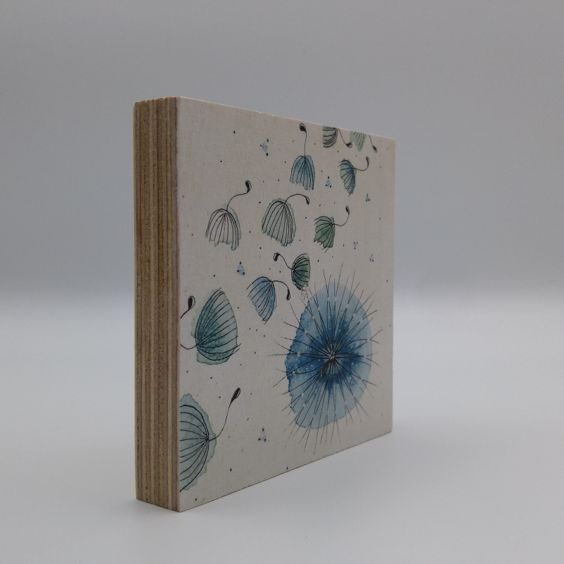 Kleinesbild - ZIA -Wind- auf Holz