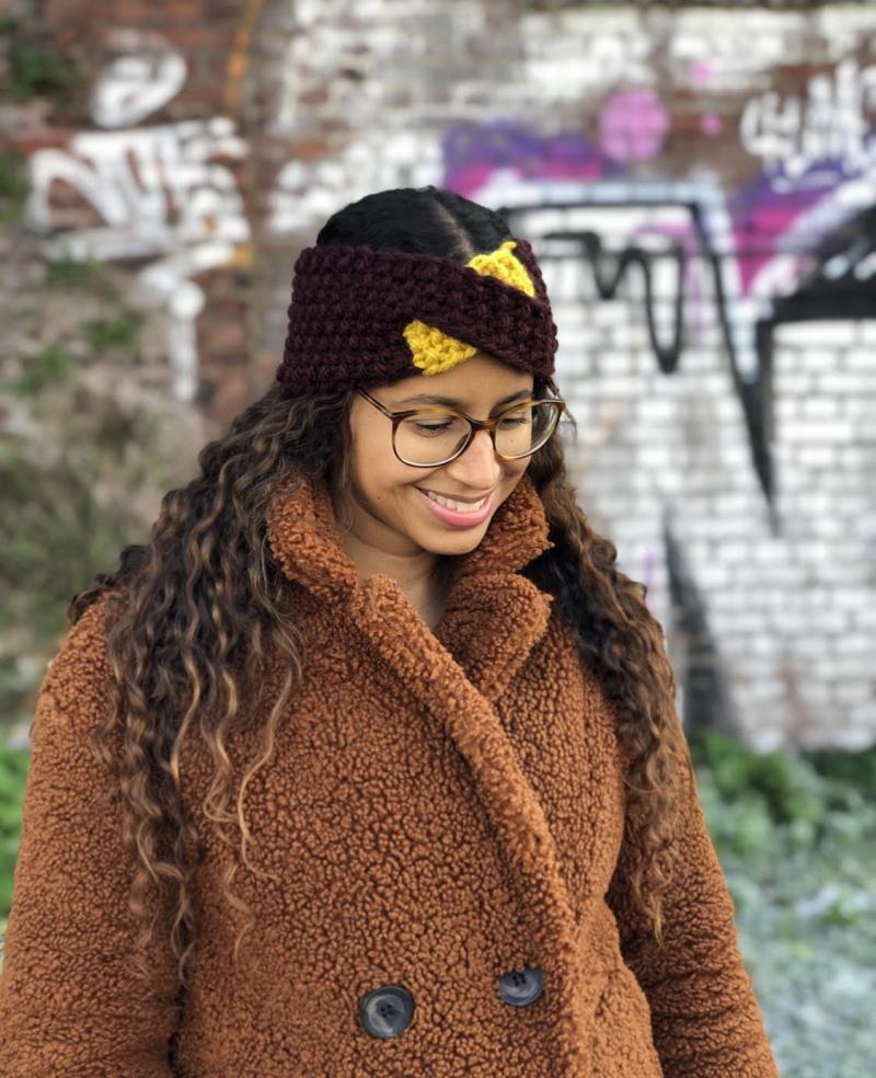 - Kollektion Stirnband in 2 Farben  - Kollektion Stirnband in 2 Farben