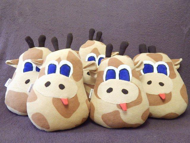 Kleinesbild - Kuschelkissen ♥Giraffe♥