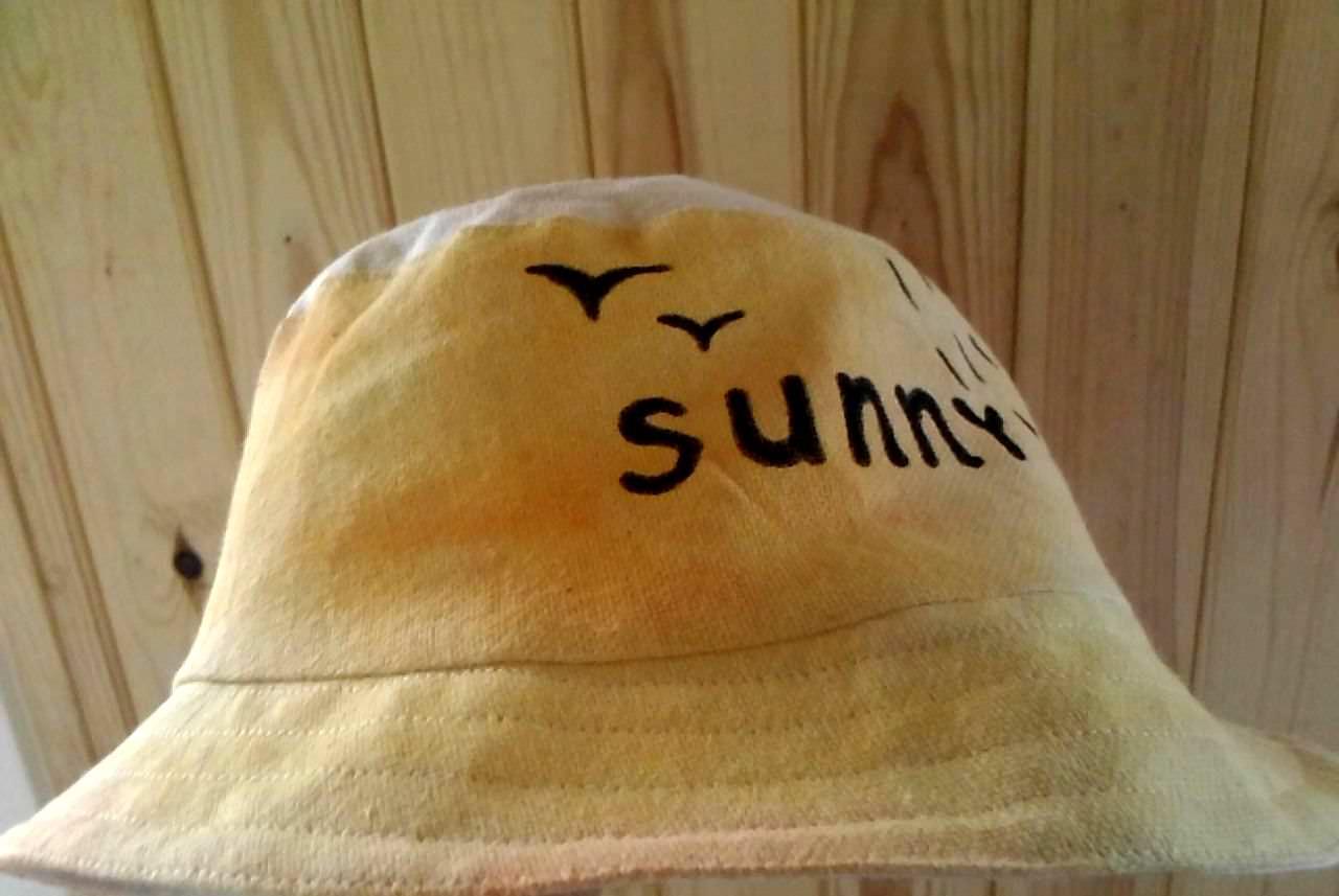 Kleinesbild - Sonnenhut ♡ Hawaii ♡