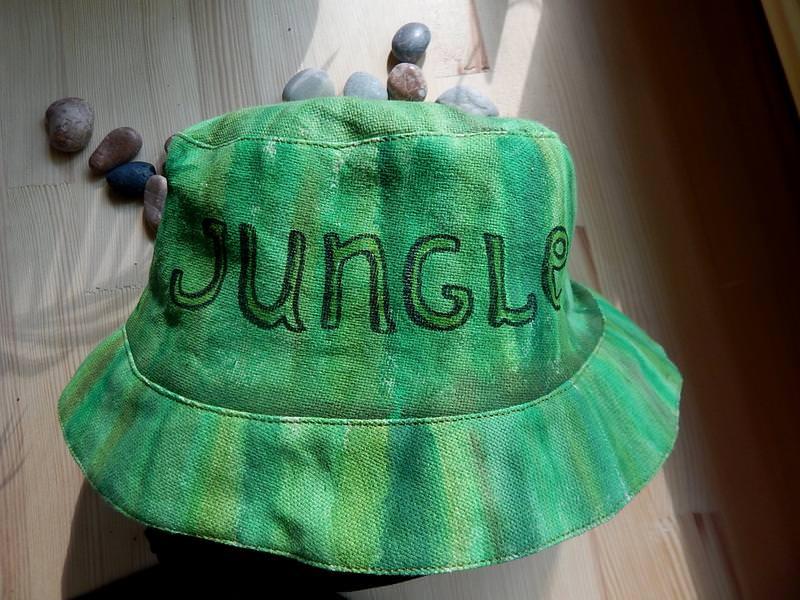 """Kleinesbild - Sonnenhut """"Jungle"""""""