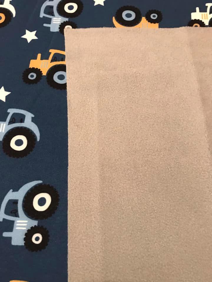 Kleinesbild - Softshell  -Traktor- petrol