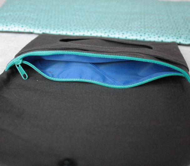 Kleinesbild - praktische Wickeltasche