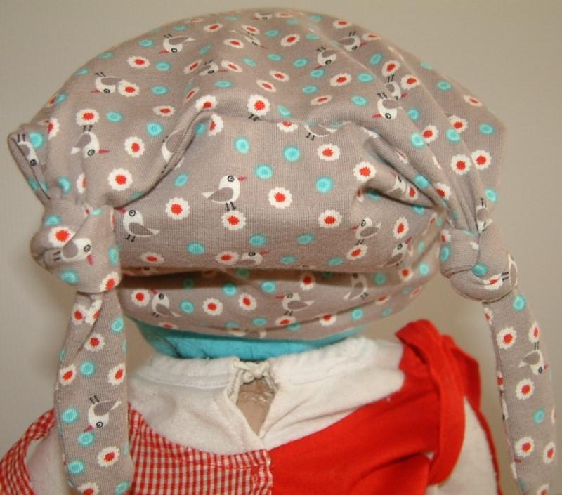 Kleinesbild - Babymütze 12 Monate