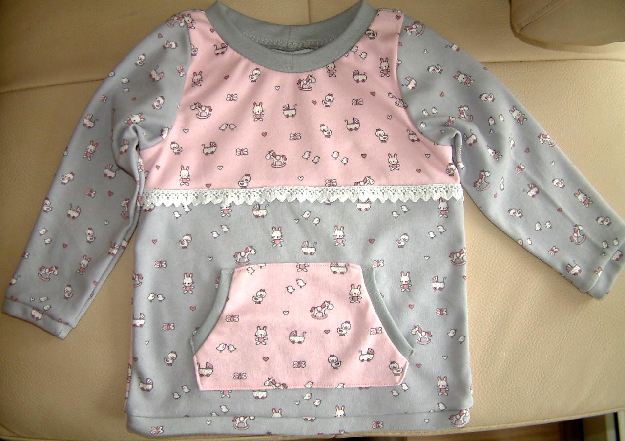 - Babysweatshirt Größe 80 - Babysweatshirt Größe 80