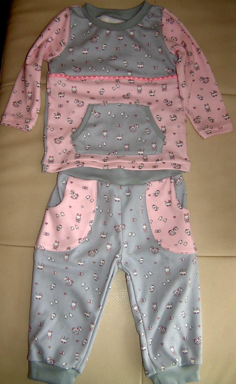 Kleinesbild - Babysweatshirt Größe 80
