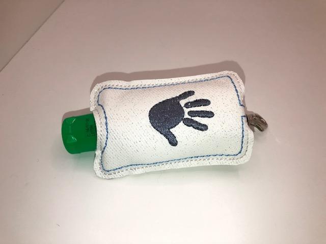 - Taschenbaumler/ Schlüsselanhänger, Anhänger für Desinfektionsmittel Hand - Taschenbaumler/ Schlüsselanhänger, Anhänger für Desinfektionsmittel Hand