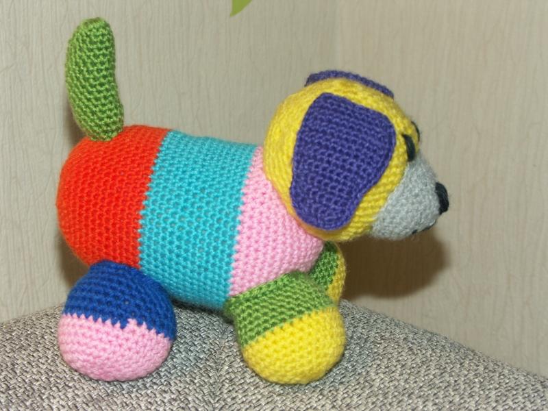 Kleinesbild - Bunter Hund