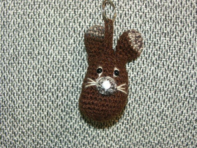 - Schlüsselanhänger - Hase - Schlüsselanhänger - Hase