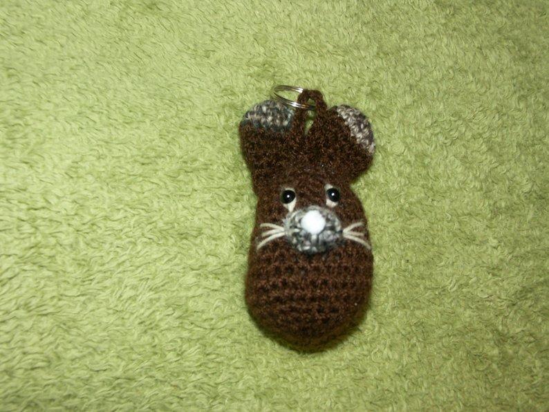 Kleinesbild - Schlüsselanhänger - Hase