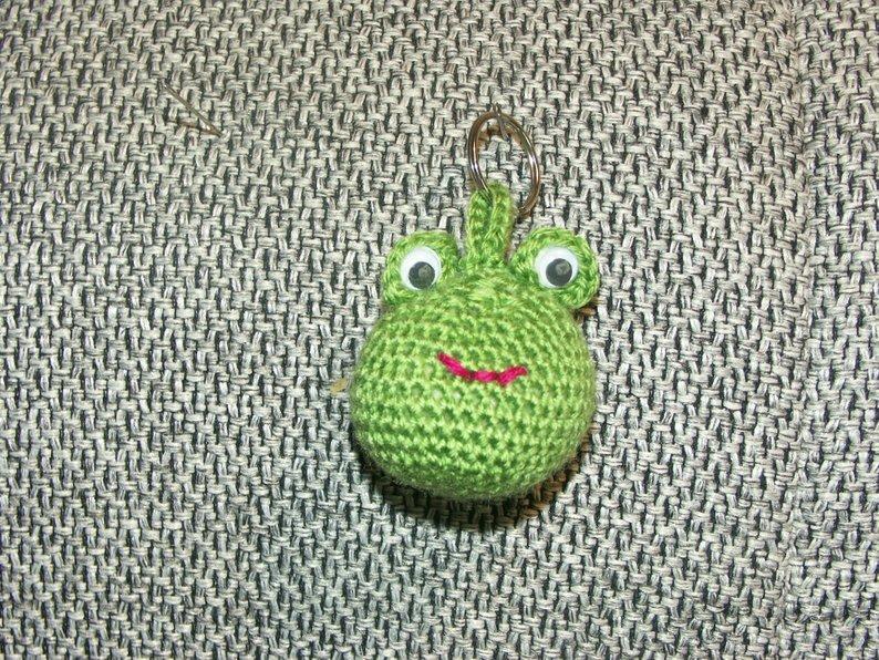 - Schlüsselanhänger - Frosch - Schlüsselanhänger - Frosch