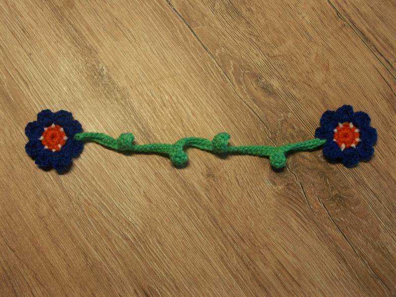 Kleinesbild - Lesezeichen - Blume
