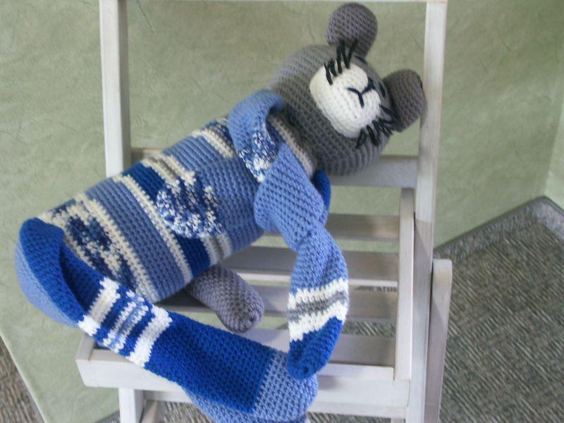 Kleinesbild - Hängende Katze