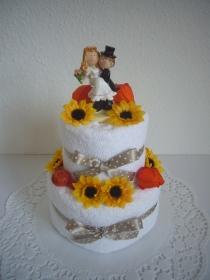 Hochzeitsgeschenke Herbst Hochzeit Geschenke Hochzeitstorte Landhochzeit Bauernhochzeit - Handarbeit kaufen