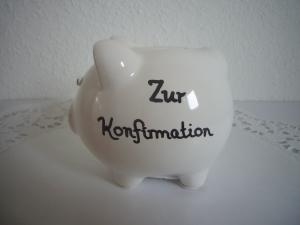 Geldgeschenk Konfirmation Kommunion Firmung Jugendweihe Geld schenken Geschenk
