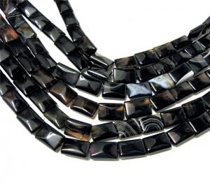 Edelstein Onyx Rechteck, Stragnware