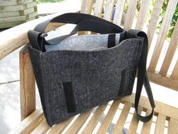 Dieda-quer, Basis-Tasche, wandelbare Tasche, Wechselklappe extra kaufen, im Shop von Dieda