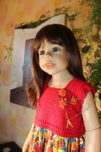 Kleid Mädchen, 4 Jahreszeiten