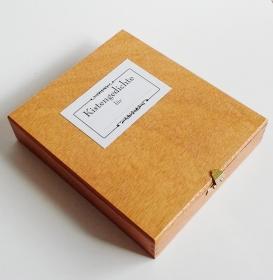 Entdecke die Gedichte in der Kiste